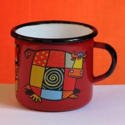 MUG CUP COWS 0.25 L