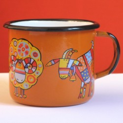 MUG - CUP GOAT-MUTTON-DONKY 0.50 L