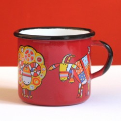 MUG CUP GOAT, DONKY, MUTTON 0.25 L