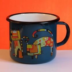 MUG - CUP 4 CATS 0.50 L