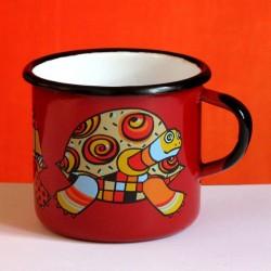 MUG CUP TURTLES OF EARTH 0.25 L