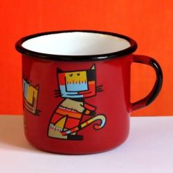 MUG - CUP 3 CATS 0.50 L