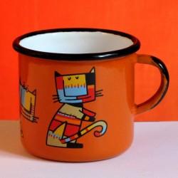 MUG CUP 3 CATS 0.25 L