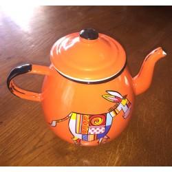 TEA POT WITH GOAT/DONKY 1.3 L