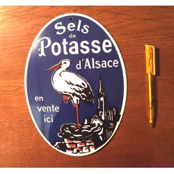 MOYENNE PLAQUE SELS DE POTASSE D'ALSACE